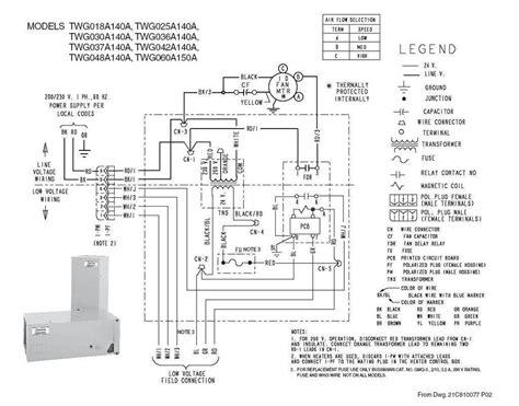 Trane Wiring Diagram Nordyne Condenser