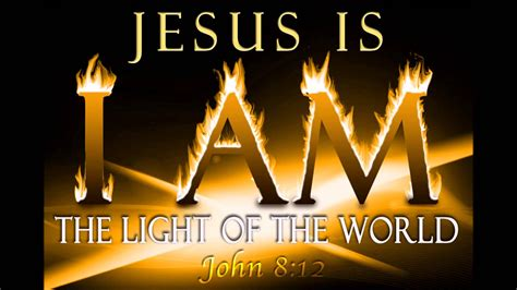 jesus is the light the jesus of the bible lines precepts