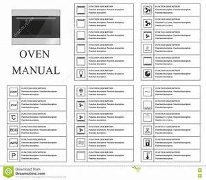 Oven Manual Symbols  Instructions  Signs And Symbols For
