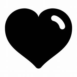 Heart Icon Black Png | www.imgkid.com - The Image Kid Has It!