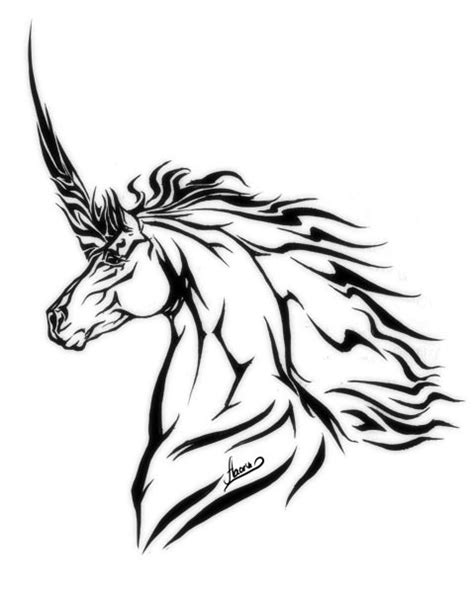 1000+ images about Dragon and Unicorn Tattoos on Pinterest