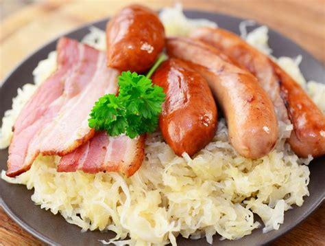 spécialité cuisine les spécialités culinaires allemandes bibamagazine fr
