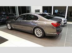 New BMW 7 Series Magellan Grey YouTube