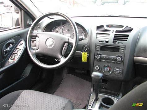 chevrolet malibu maxx lt wagon ebony black dashboard