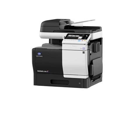 Homesupport & download printer drivers. Konica Minolta bizhub C3351 | Color Compact MFD - MBS ...