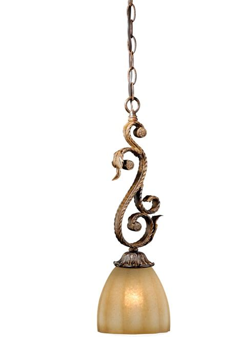 vaxcel empire aged walnut mini pendant lighting light