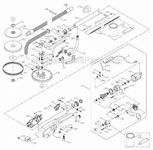 Porter Cable 7800 Parts List And Diagram