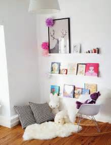 Girls White Bookcase by 20 Creative And Cozy Reading Corner For Kids House