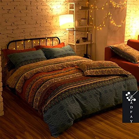 shabby chic brand bedding fadfay home textile fashion boho bedding set modern