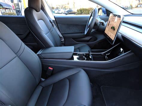 Get Model Tesla 3 Interior Pics