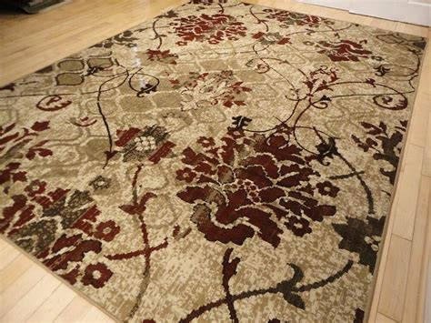modern rug contemporary area rugs burgundy  abstract