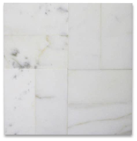calacatta gold subway tile 3x6 polished italian calcutta