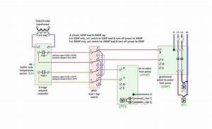 Simple Heat Pump Wiring Diagram