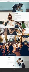 12 stunning photography website templates for all genres With wedding photography website templates