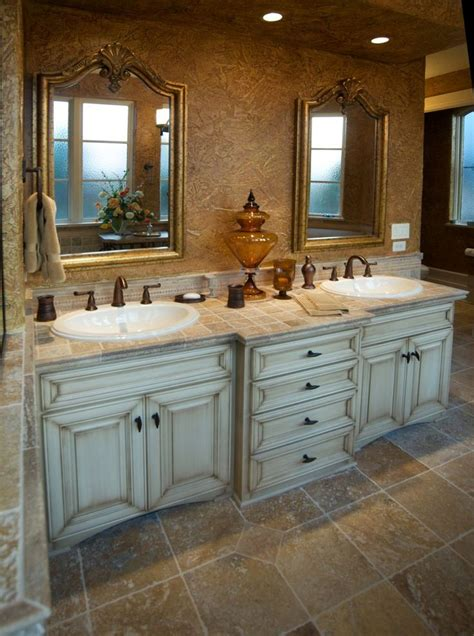 master bath    sinks baths laundry