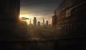 Artwork, Apocalyptic, Wallpapers, Hd, Desktop, And, Mobile