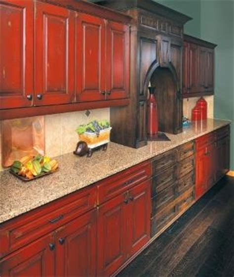 colors of kitchens high quality rustic painted kitchen cabinets 3 rustic 2363