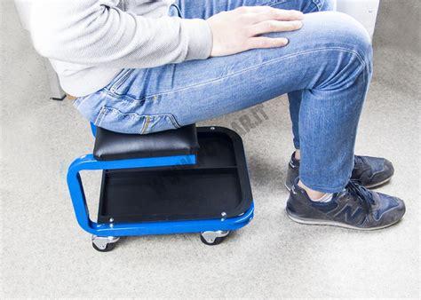 attrezzatura da carrozziere sgabello da lavoro per officina e carrozzeria foxcar