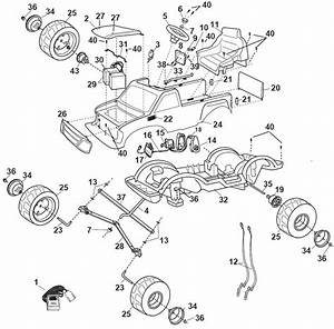 1995 Ford F150 Parts Diagram
