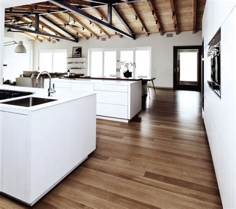 rustic wall treatments carbon mesa contemporary kitchen los angeles by