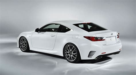 lexus rc sedan rc is a stand alone model rather than a two door