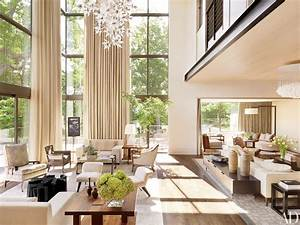 Ad Architectural Digest : high ceilings and rooms with double high ceilings photos architectural digest ~ Frokenaadalensverden.com Haus und Dekorationen