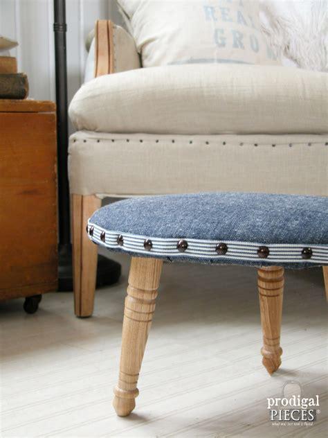 upholstered footstools sofa ideas