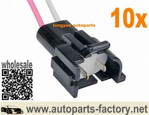 Longyue 10pcs Hei Ignition Coil Repair Connector Gm 1985 Up Repair Plug Wiring Harness 6  With