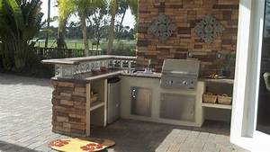 outdoor kitchen lowes kitchen decor design ideas With kitchen cabinets lowes with stone wall art for outdoors