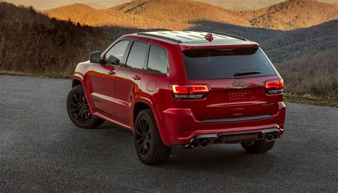 Jeep Grand Photo by 2017 Jeep Grand Trackhawk Revealed Australian
