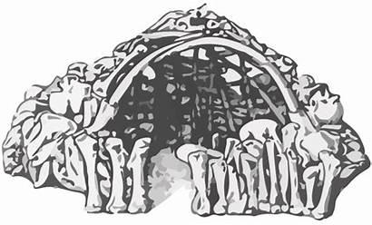 Mammoth Bone Hut Ukraine Woolly Years