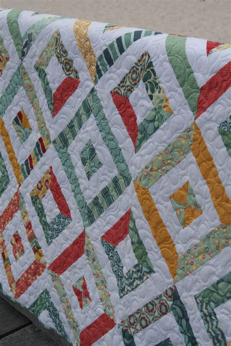 jelly roll quilt patterns quilts summer in the park free jelly