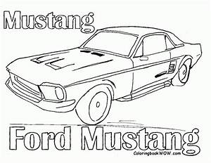 4 Mustang Drawing Template For Free Download On Ayoqq Org
