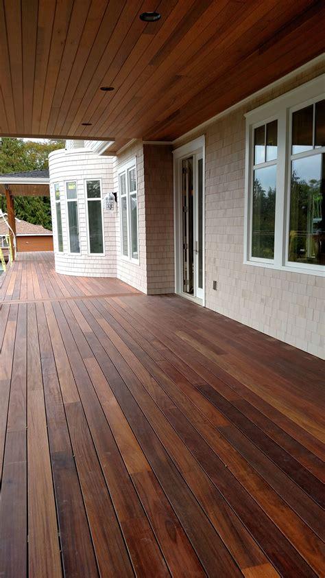 mahogany deck stain decks ideas