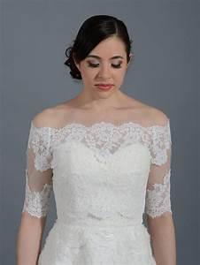 lace wedding shrug bolero wedding dresses in jax With lace shrug for wedding dress