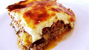 How to make Moussaka By 3MinuteTV