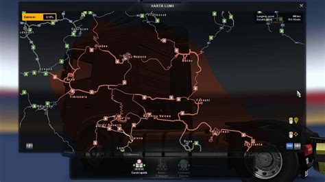europe extended map  ets mods euro truck