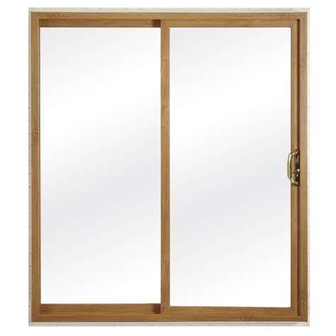 shop reliabilt light oak laminated interior white vinyl