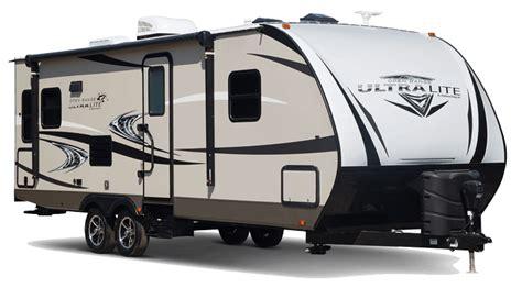 open range ultra lite travel trailer