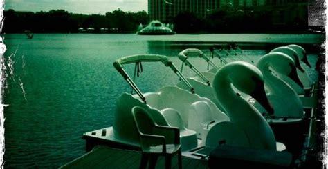 Swan Boats Sunday Hours by Lake Eola Swan Boats