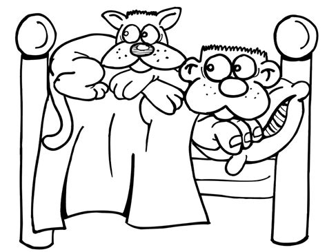 Free Printable Kitten Coloring Pages For Kids