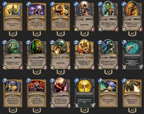 hearthstone aggro deck search results deck paladin aggro kolento hearthstone heroes of