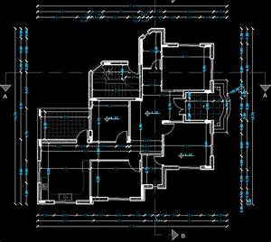 House With Garden 2d Dwg Plan For Autocad  U2022 Designs Cad