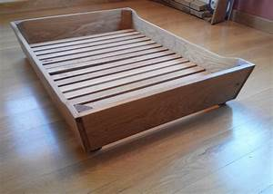 oak dog bed frames With dog beds with frame and mattress