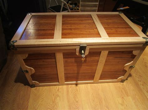 toy box  doubledd  lumberjockscom woodworking