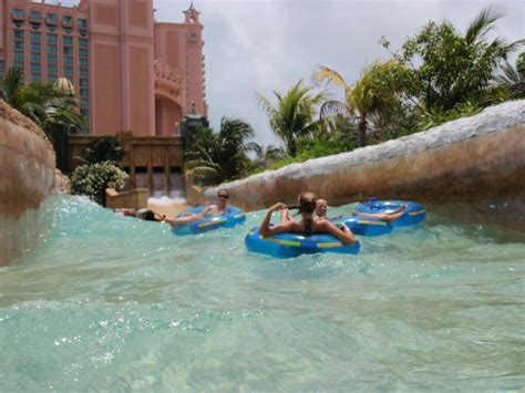 Atlantis Bahamas Lazy River