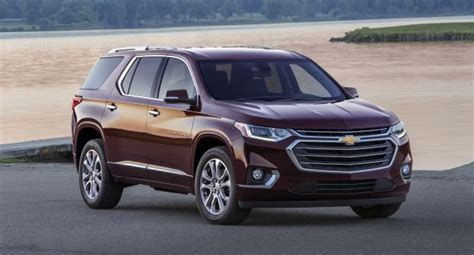 2019 Chevrolet Traverse Preview Changes, Release Date And