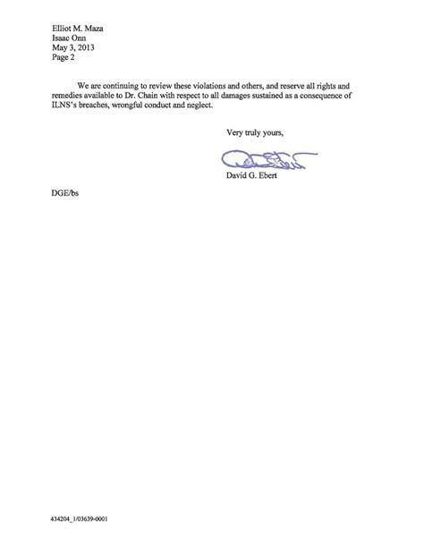 Resignation Letter For Pharma Company - Sample Resignation Letter