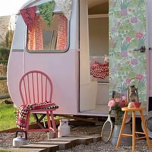 Gartenhaus Shabby Chic : vintage inspired decor in retro caravan shabby chic style gartenhaus west midlands von ~ Markanthonyermac.com Haus und Dekorationen