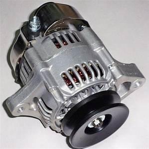 Balt003  12 Volt Small One Wire Alternator 40 Amp